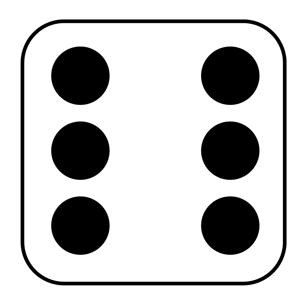 10 sided dice images 3 dot
