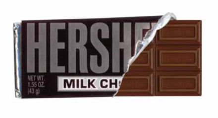 Hersheys Candy Bar chapter 3
